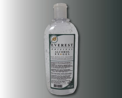 Alcohol en Gel 280ml Everest Original
