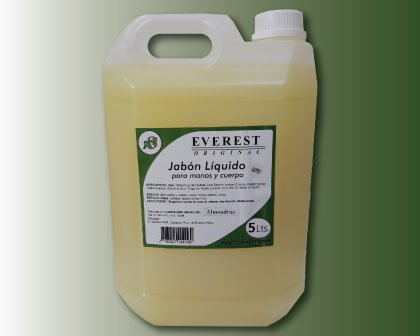Jabon Liquido Everest Original
