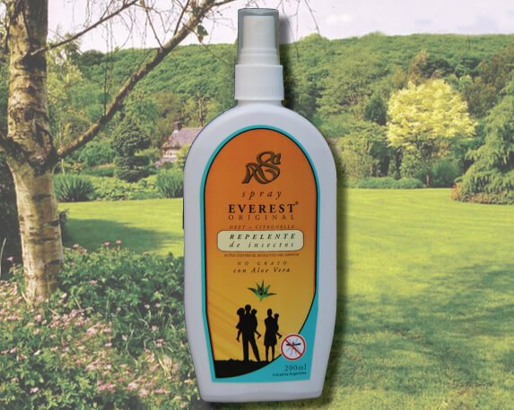 Spray Repelente 200ml Everest Original
