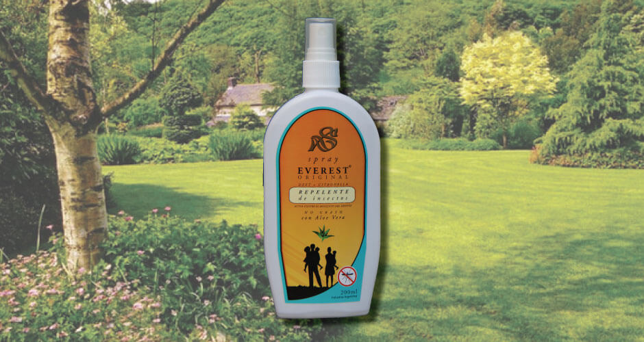 EVEREST ORIGINAL Repelente de mosquitos 200ml