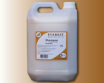 Shampoo Almendra 5 Litros Everest Original